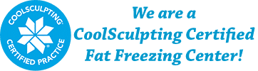 MilfordMD is a CoolSculpting Certified Practice
