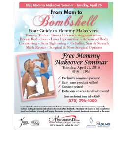 Mommy Makeover Event