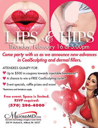 Lips & Hips Event