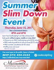 Summer Slim Down Event