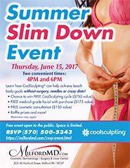 Summer Slim Down Event