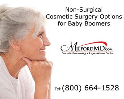 Baby boomer cosmetic surgery