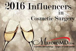 , Biggest Influencers in Cosmetic Surgery in 2016