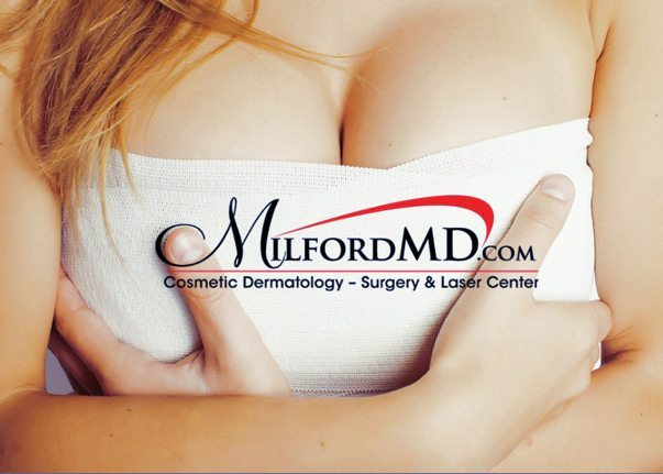 Dr. Buckley performs breast augmentation using patient's fat, not implants