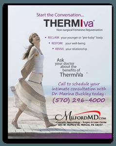 , MilfordMD Adds ThermiVa for Vaginal Rejuvenation