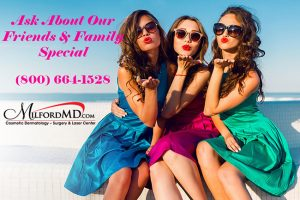 Friends & Family Special Offering Complimentary HydraFacial MD Treatments