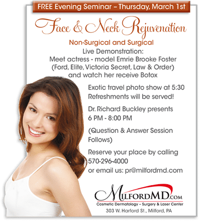 Face and Neck Rejuvenation