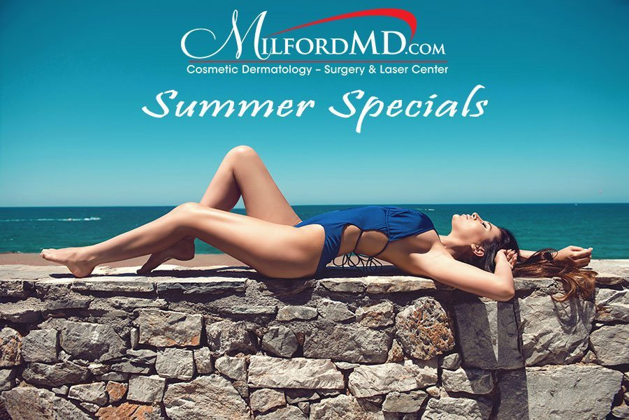 Save thousands of dollars with Summer specials at MilfordMD.com