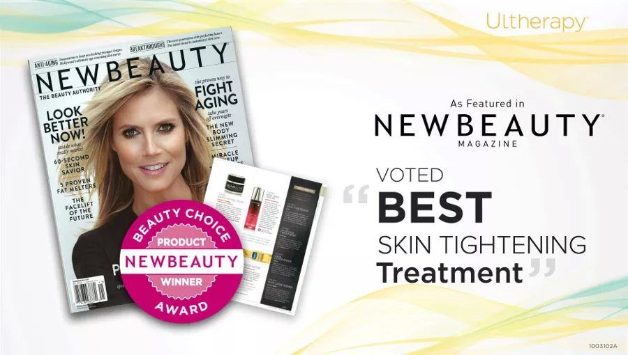 Ultherapy Beauty Award Winner