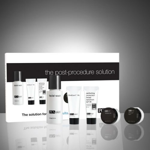 MilfordMD Skin Care Product Line | PCA Post Procedure Kit for Peels