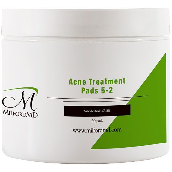 MilfordMD Acne Treatment Pads 5-2