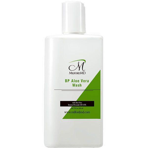 MilfordMD BP Aloe Vera Wash