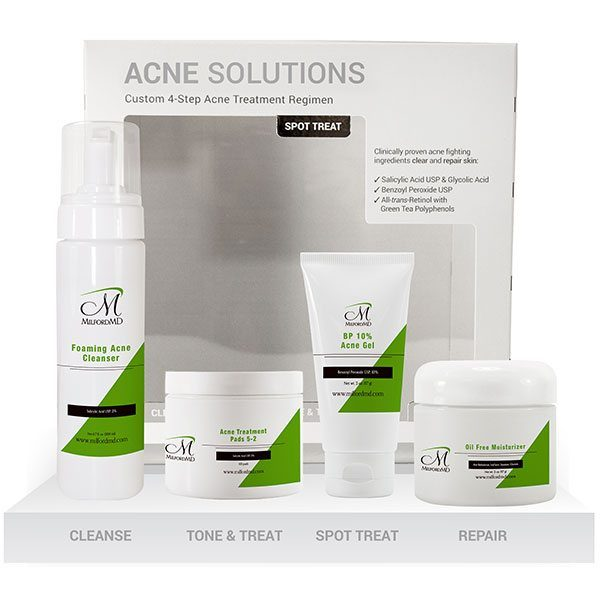 MilfordMD Kit for Mild Acne