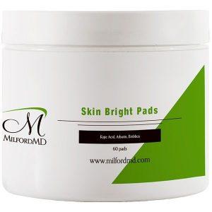 MilfordMD Skin Bright Pads