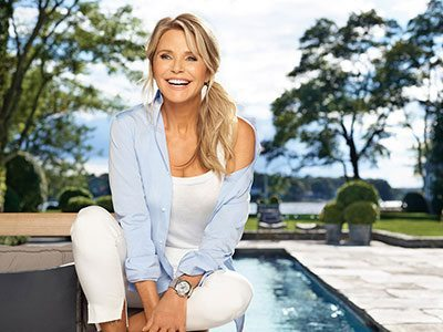 Christie Brinkley Reveals Anti-Aging Secrets