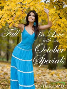 Fall 2017 Cosmetic Surgery Specials Announced in October