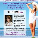 MilfordMD ThermiVa July Webinar Poster