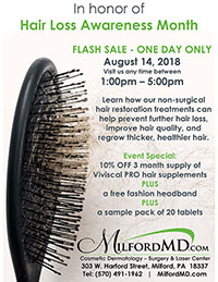 Viviscal Flash Sale Hair Loss Awareness Month