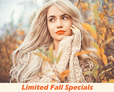 October 2018 Specials on Cosmetic Surgery & Aesthetic Treatments