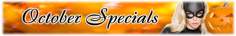 October Specials on Cosmetic Surgery & Aesthetic Treatments