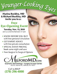 MilfordMD Eye Opening Event 2018