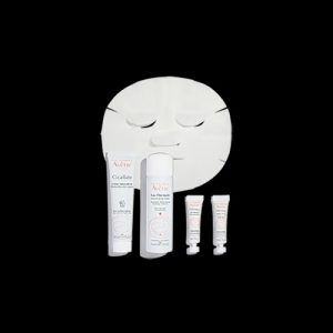 Avene SOS Post-Procedure Kit with Mask