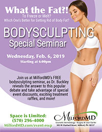 What the Fat Bodysculpting Seminar Feb. 2019
