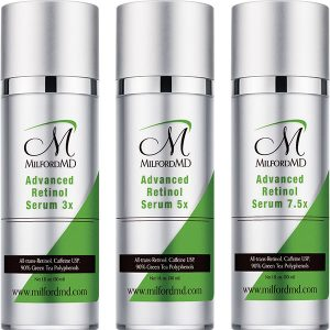 MilfordMD Advanced Retinol Serums