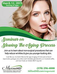 Slowing Aging Process Seminar Thumbnail