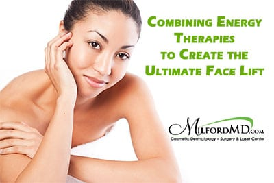 Ultherapy-Thermage Combo Face Lift at MilfordMD