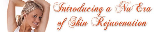 Introducing a NuEra of Skin Rejuvenation Event Banner