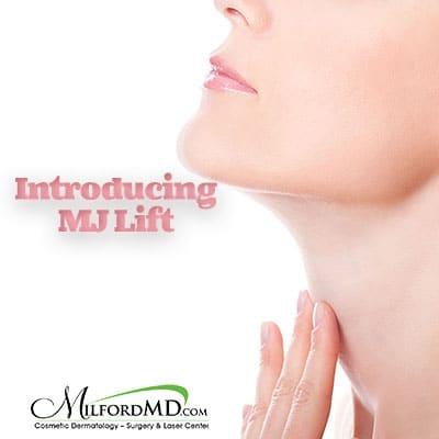 Introducing the M.J. Lift (MilfordMD Jowl & Jawline Lift)