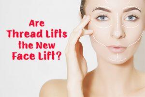 Dr. Richard E. Buckley compares thread lift vs face lift