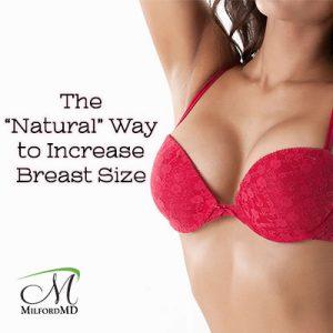 Natural breast augmentation using autologous fat transfer