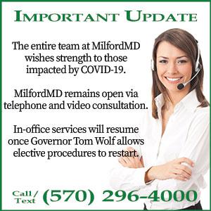 MilfordMD COVID-19 Update