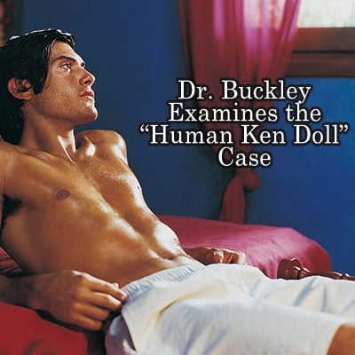 Cosmetic surgeon, Dr. Richard E. Buckley discusses how to avoid looking like the Human Ken Doll